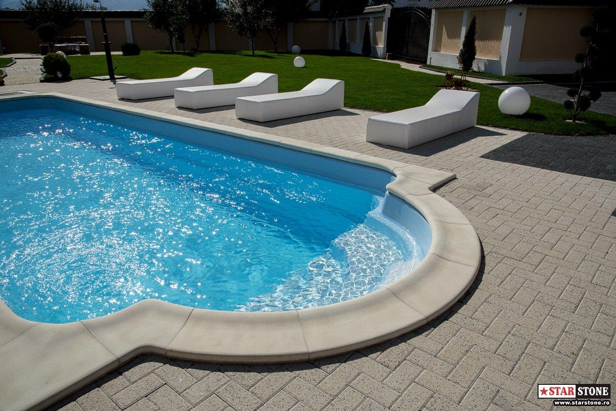 Star stone producator bordura pentru piscina roma 30 for Piscina roma